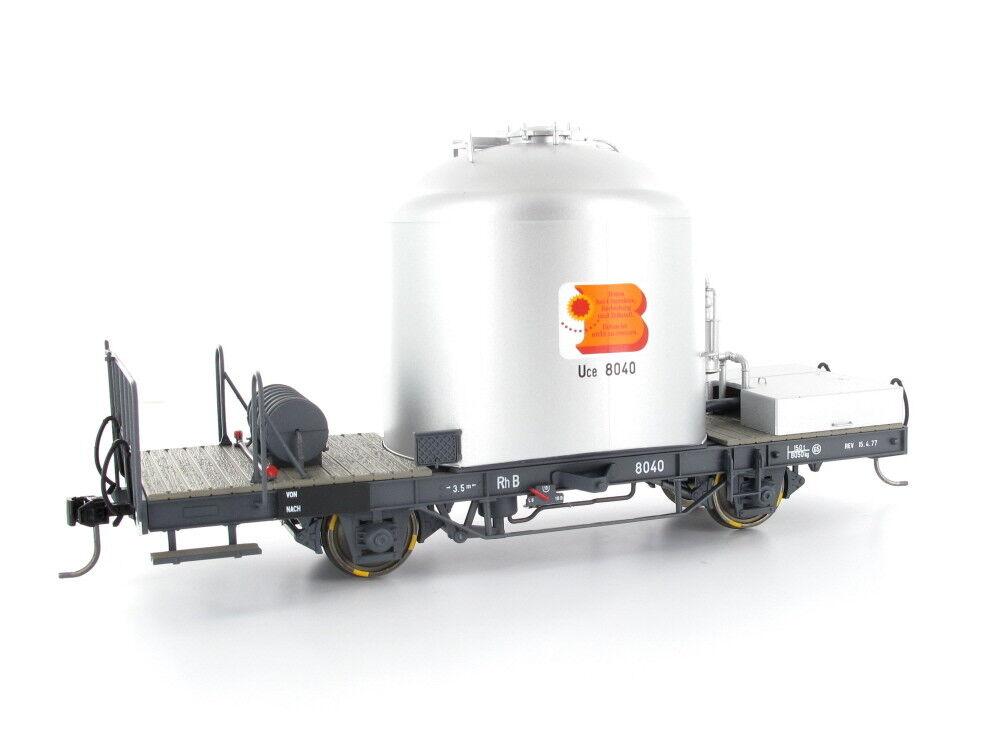 BEMO 9452100 carri merci cemento Silo carrello UCE 8040 RHB 0m
