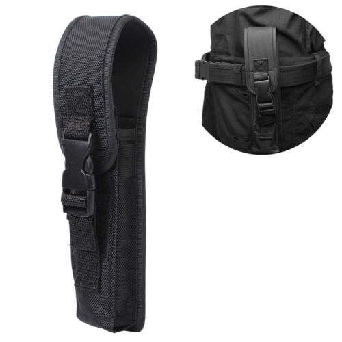Big Size Flashlight Pouch Torch Holster Holder for UltraFire 501D TrustFire T1
