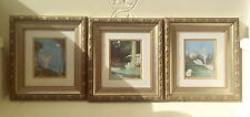 Camelot Pictures Set of Three Fairy Framed Prints Ida Rentoul Outhwaite