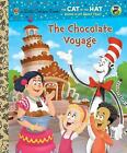 Little Golden Book: The Chocolate Voyage by Tish Rabe (2013, Hardcover)