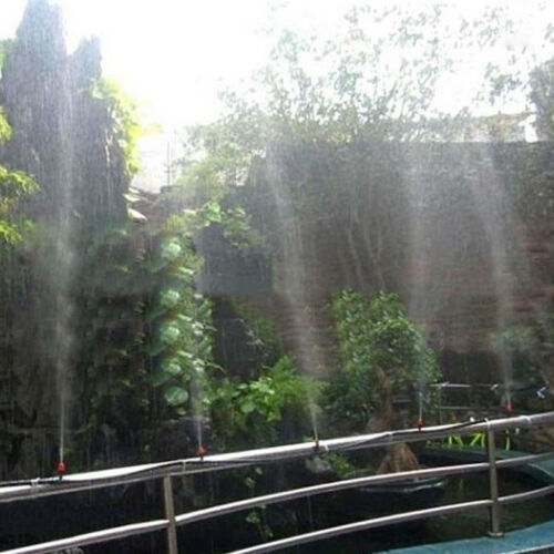 15 m À faire soi-même Micro Irrigation Goutte à Goutte Système Kit arrosage des plantes Connecteur Maison Jardin
