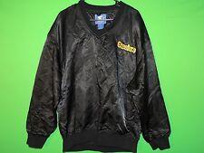 VTG Pittsburgh Steelers Starter Men's Size XL Extra Large Black Pullover Jacket