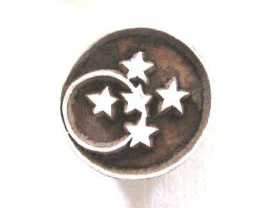 1488 Indischer Tattoo Stempel Sterne Stoffstempel,Holzstempel,Deko Stempel Nr