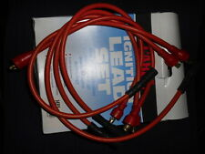 FORD escort, capri, cortina fiesta cross flow ignition ht lead set n.o.s.