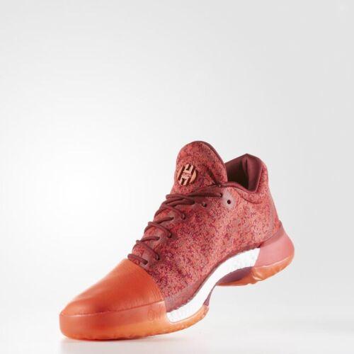New cuero Sz rojas baloncesto 19 punta de zapatillas Adidas vol 839501 de 1 Us Harden James con nxgxqOBa
