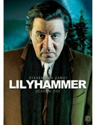 Lilyhammer Season 1 - DVD - VERY GOOD - $19.86