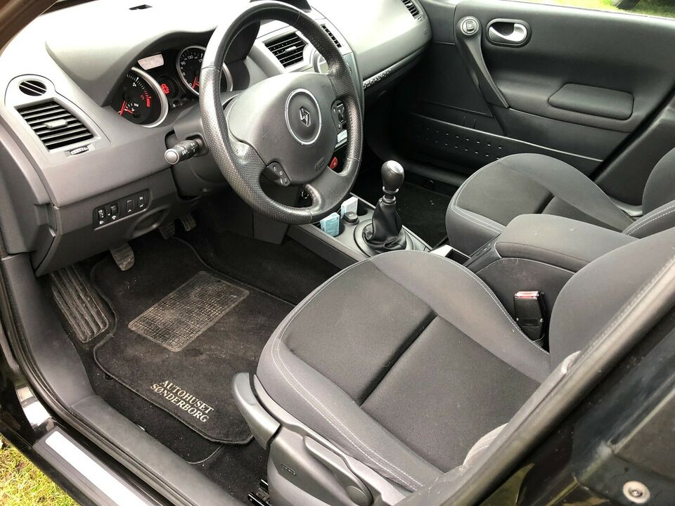 Renault Megane II, 1,5 dCi Authentique Comf. stc., Diesel