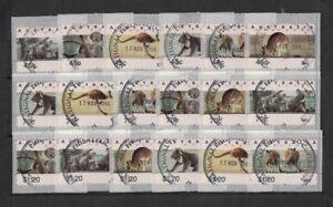 1994-Australia-NPC-counter-printed-button-set-of-18-45c-70c-1-20-x-six-fu-CTO