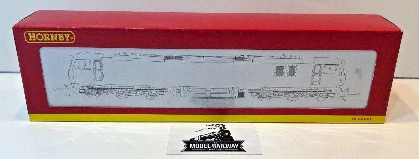 HORNBY 00 GAUGE - R3149 - DB SCHENKER CLASS 92 042 LOCOMOTIVE - BOXED