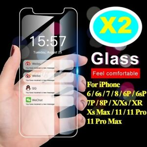 Phone-11-Pro-XS-Max-XR-X-8-7-6-S-Plus-Tempered-Glass-Screen-Protector-for-Apple