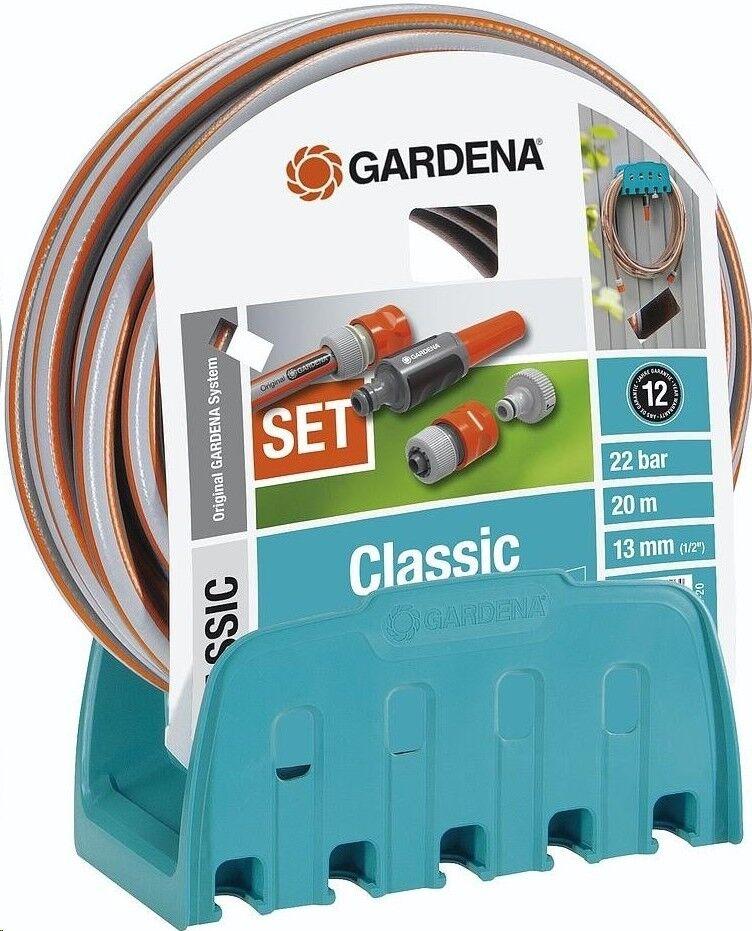 Gardena Wandschlauchhalter 20 m Classic Schlauch 18005-20 | Sofortige Lieferung  | Passend In Der Farbe  | Die Königin Der Qualität