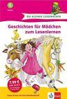 Geschichten für Mädchen zum Lesenlernen von Sabine Rahn, Jens Gerdes und Nina Weber (2011, Gebundene Ausgabe)