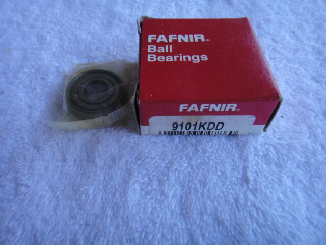 FAFNIR 9101P SINGLE ROW BALL BEARING