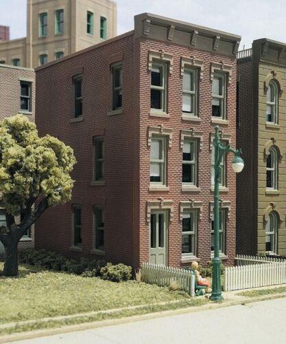 HO Scale DPM NIB 100 Series Kits #10900 Townhouse #1