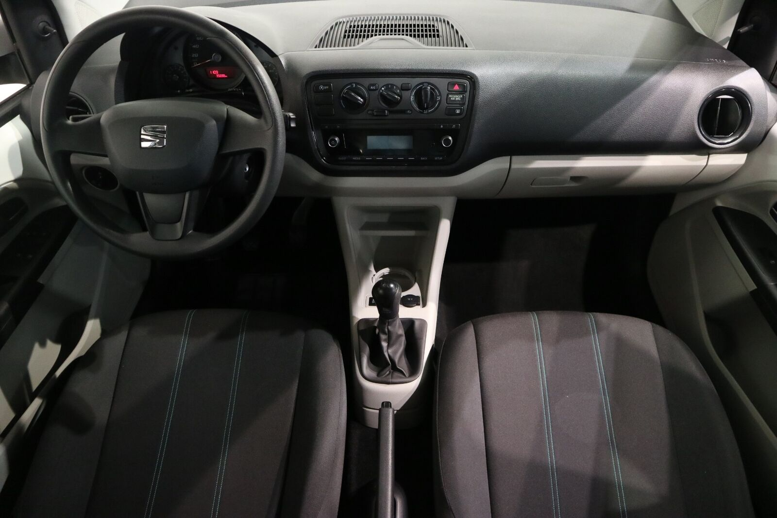 Seat Mii 1,0 60 Style eco - billede 8