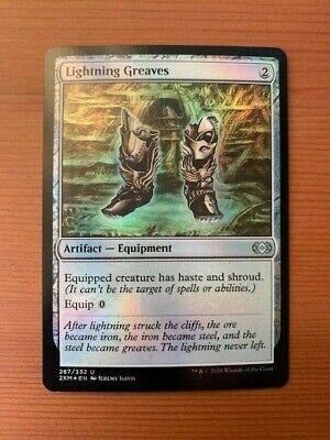 ***4x Lightning Greaves*** MINT Double Masters MTG EDH 2XM Magic Cards