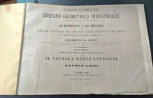 Tavole-LXIII-Architettura-Giuseppe-A-Boidi-disegno-geometrico-industriale-1865