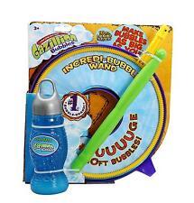 Gazillion Incredibubble Multiple Bubble Wand, Blue