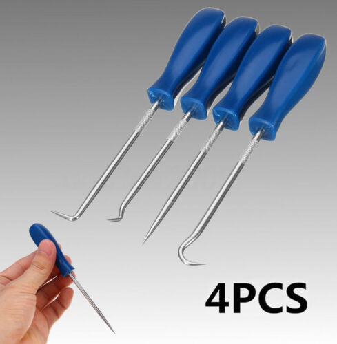 Car Pick and Hook Set O Ring Oil Seal Gasket Puller Remover Craft Hand Tool