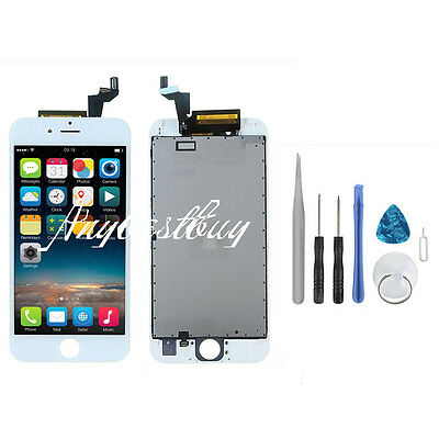 For iPhone 6S 4.7'' White Touch Screen Digitizer LCD Display Repairing Part