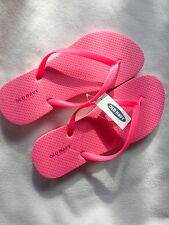 NEW Old Navy Pink Slippers size 6 AUTHENTIC from USA