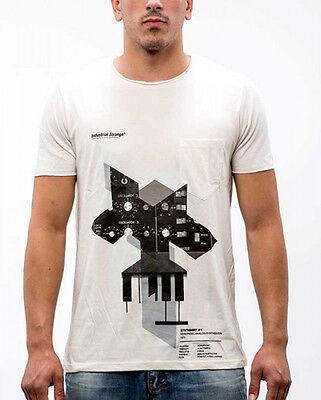 T-Shirt Music DJ Party Club Discoteca Musica Synth
