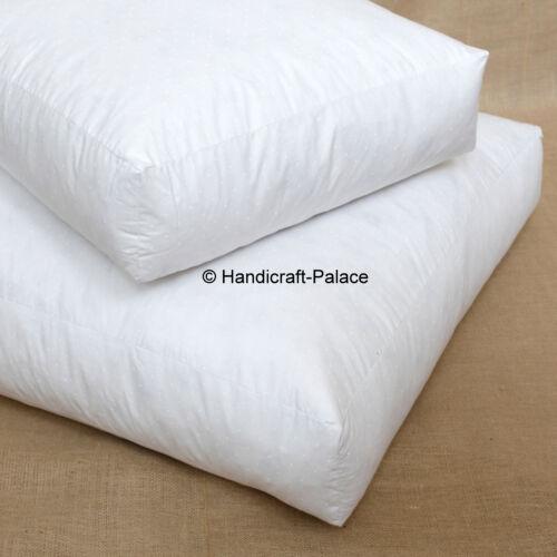 Quadratisch Boden Kissen Innen Indisch Polsterhocker Einsatz Mandala Sham88.9cm