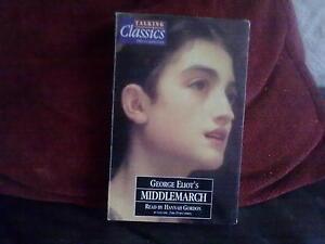Middlemarch-George-Eliot-Audiobook-Classic-Literature-Abridged-Cassette-1994
