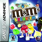 M&M's: Break 'Em (Nintendo Game Boy Advance, 2007)