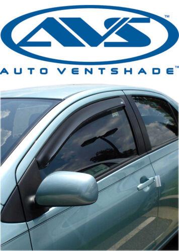 AVS 92322 Tape-On Window Ventvisors 2-Piece 2005-2010 Pontiac G5 Chevy Cobalt
