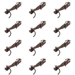 HP0987-12pc-Couplers-Train-ho-scale-Knuckle-Spring-Coupler-diy-accessories-hooks