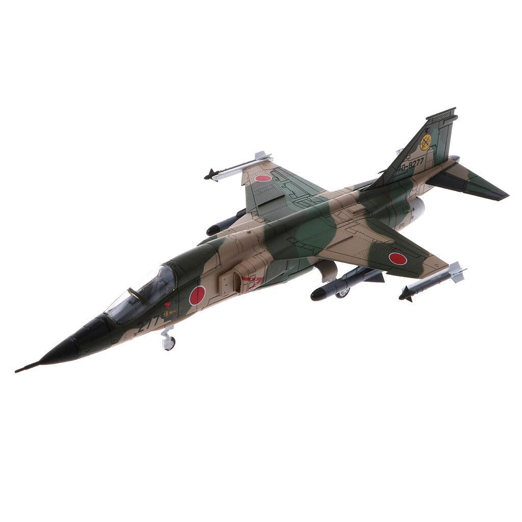 Avión súpersónico relajado JASDF 1 100 Diecast Coleccionables Ejército avioneta Modelo