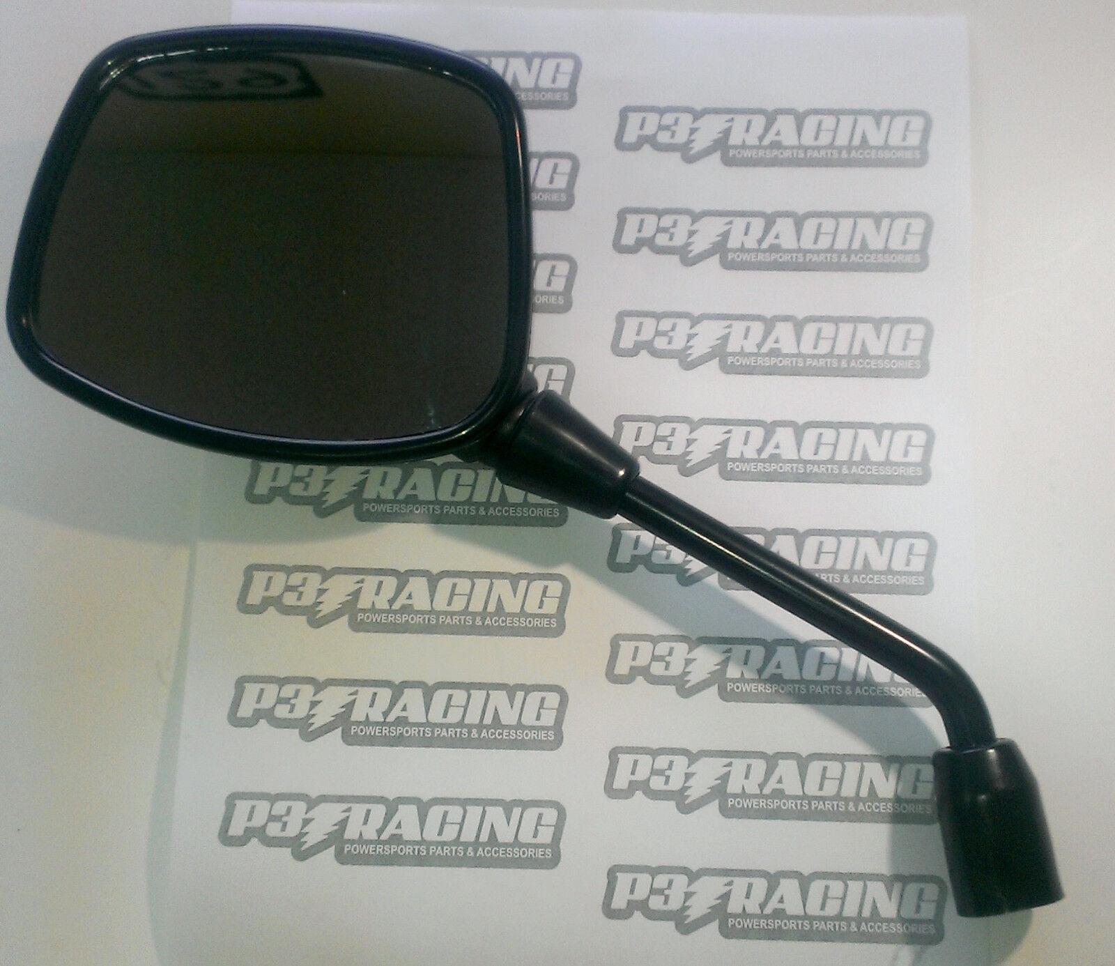 Emgo OEM Replacement Mirror Black Left 20-97232