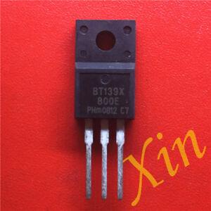 10PCS BT139X-800E BT139 16A 800V Triac transistor TO-220F