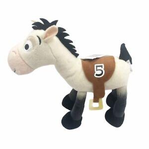 Disney Parks Toy Story Bullseye Race Horse #5 Plush Woodys Horse Pony Plush 10in