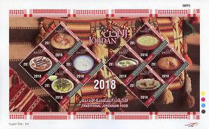 Magasiner Pour Pas Cher Jordan 2018 Neuf Sans Charnière Traditionnelles Jordaniennes Food 8 V M/s Foods Gastronomie Timbres-afficher Le Titre D'origine Design Professionnel