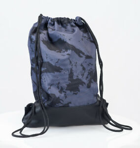 Image Is Loading Army Gym Bag Backpack Sports Pouch Laundry