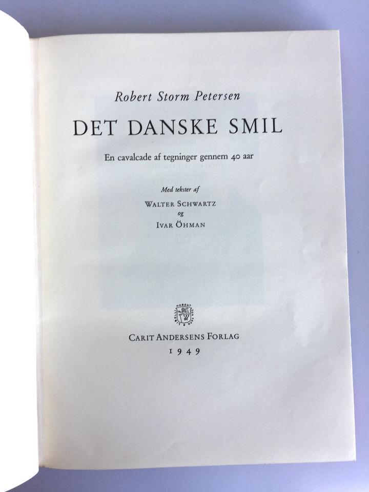 Det danske Smil. En cavalcade af tegninger genn...