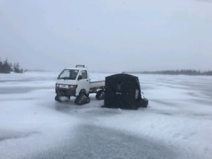 1995 dihatsu hijet mini truck