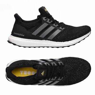 4b0481b449044 NEW Adidas UltraBoost 5th Anniversary Black LTD Limited Edition BB6220  Running