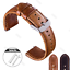 18mm-Quick-Release-Band-Leather-Strap-For-Gen-4-Smartwatch-Fossil-Q-Venture-HR thumbnail 46