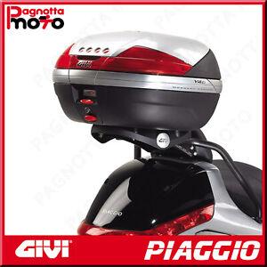 SR102 ATTACCO POSTERIORE SPECIFICO PER BAULETTO MONOKEY PIAGGIO X8 125 2004>2010