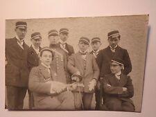 Betzler Kizler Schweizer Schütt Kessler Baumann Hieber 1913 - Foto / Studentika