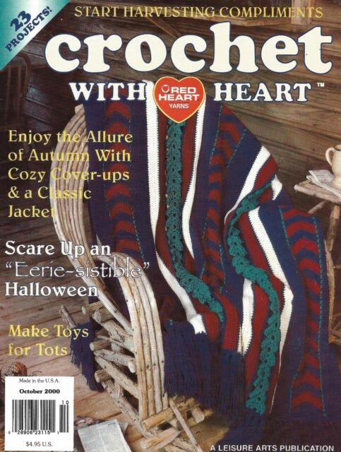 Crochet Magazines Collection On Ebay