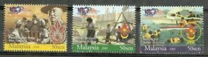 SJ-Centenary-Celebration-Of-The-Scouts-Association-Malaysia-2008-stamp-MNH