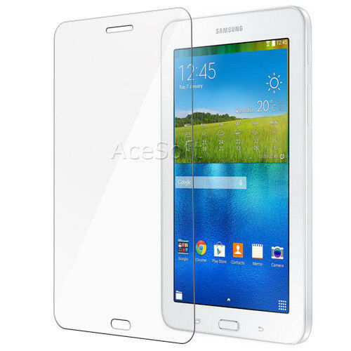 """Premium Tempered Glass Screen Protector for Samsung Kids Tab E Lite 7.0/"""" Tablet"""