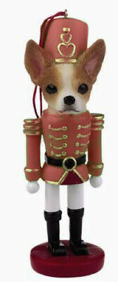 SPRINGER  DOG CHRISTMAS ORNAMENT NUTCRACKER SOLDIER HOLIDAY XMAS 5 inch