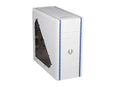 BitFenix Shinobi Window White Steel / Plastic ATX Mid Tower Computer Case
