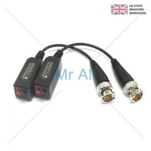10x cctv bnc coax crimp video rca phono rg59 balun cat5 joinerdas bild wird geladen 10x cctv bnc coax crimp video rca phono