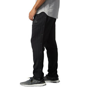 cf92bb76b7 Details about NWT Adidas Men's Squad ID Snap Track Pant Black BR3286 $65 E95
